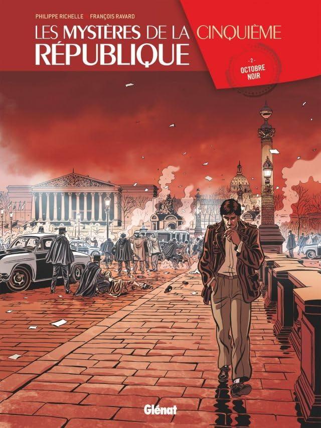 Les Mystères de la Cinquième République Vol. 2: Octobre noir