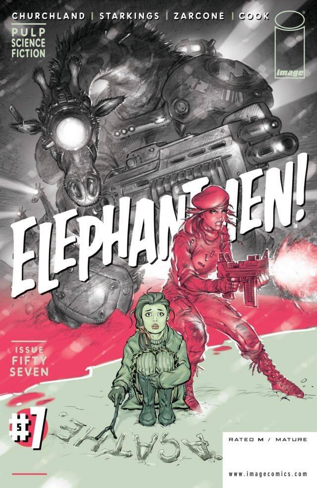 Elephantmen #57
