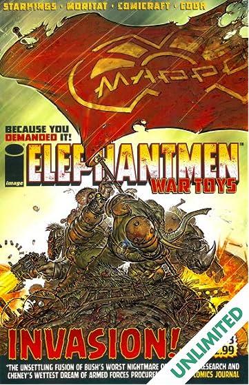 Elephantmen: War Toys #1 (of 3)