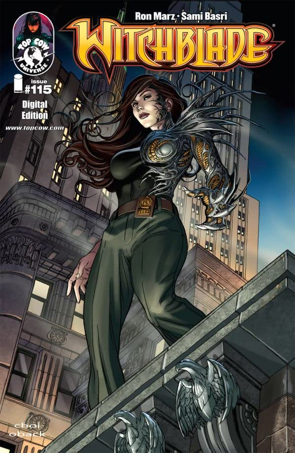 Witchblade #115