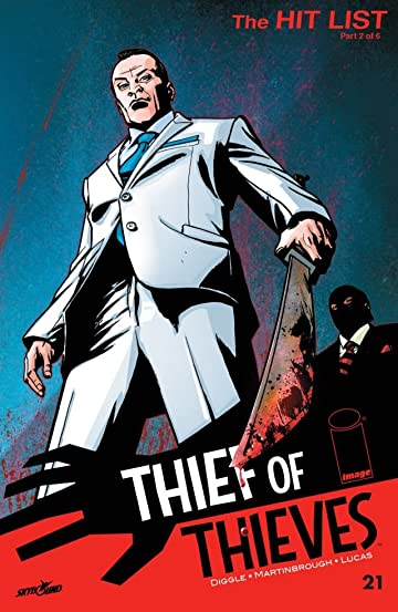 Thief of Thieves #21