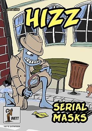 Detective Hizz #1