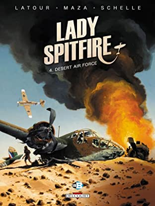 Lady Spitfire Vol. 4: Desert Air Force