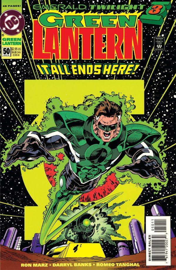 Green Lantern (1990-2004) #50