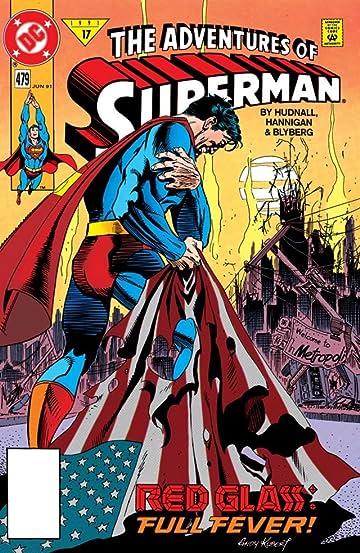 Adventures of Superman (1986-2006) #479