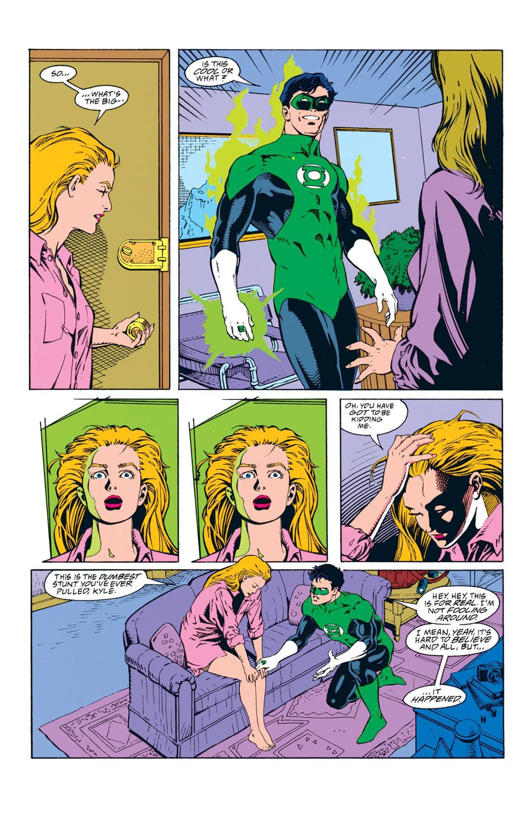 Green Lantern (1990-2004) #51