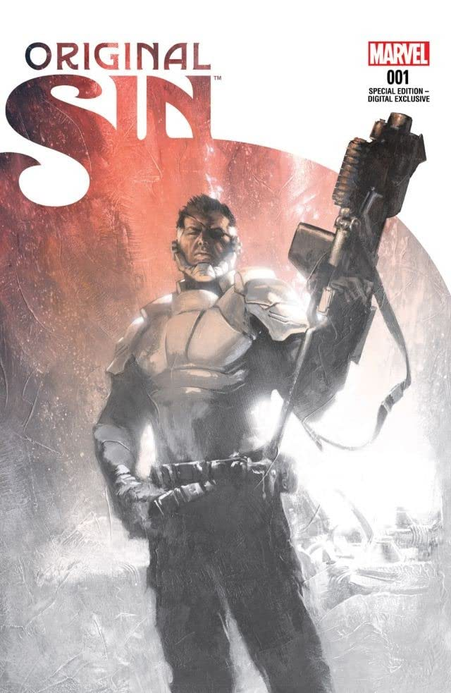 Original Sin #1 (of 8): Special Edition - Digital Exclusive