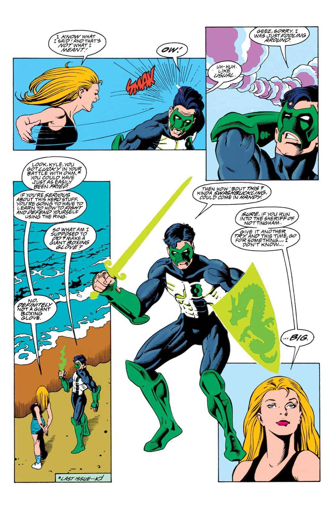 Green Lantern (1990-2004) #52