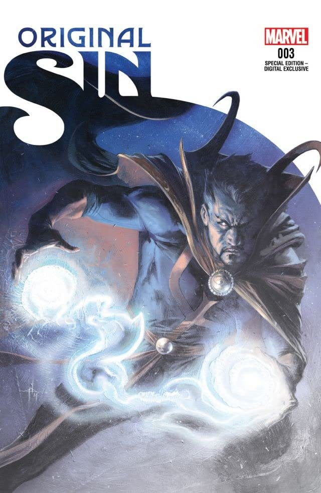 Original Sin #3 (of 8): Special Edition - Digital Exclusive