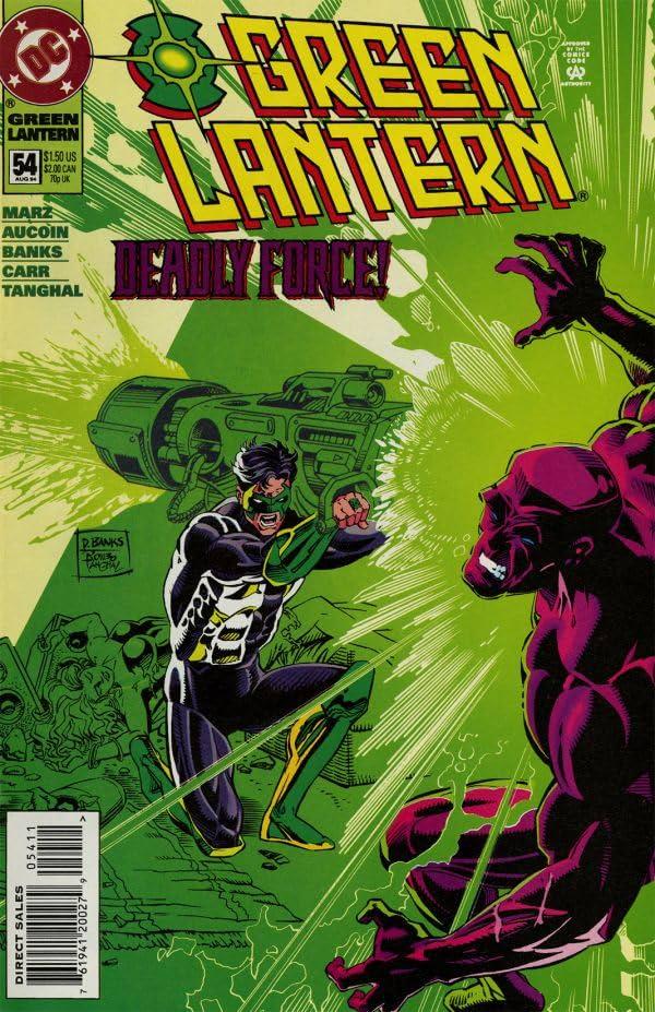 Green Lantern (1990-2004) #54