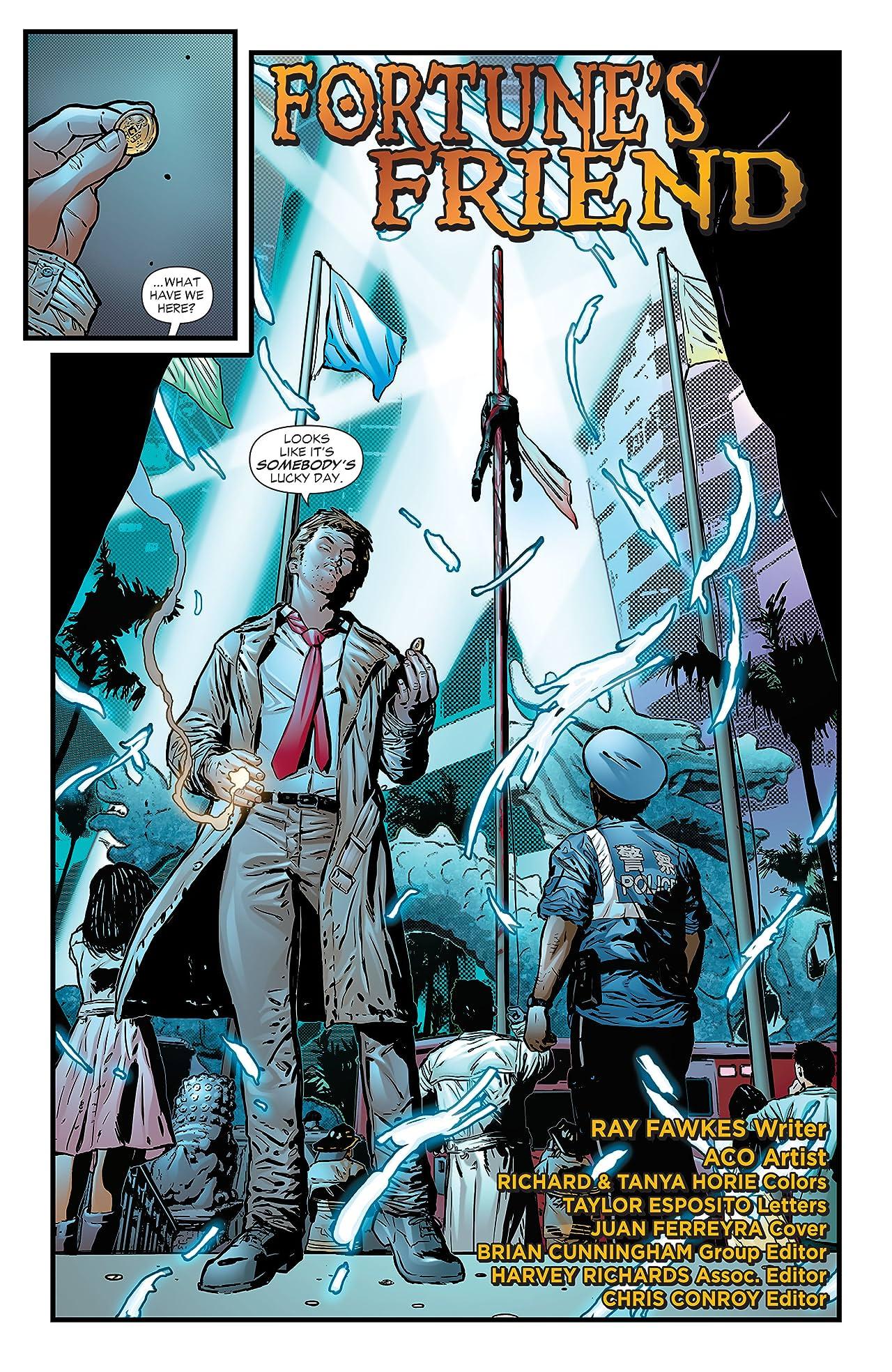Constantine (2013-2015) #15