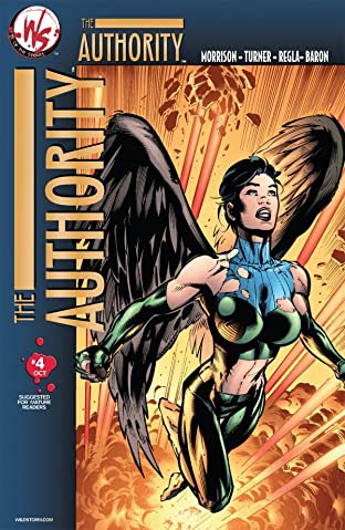 The Authority Vol. 2 #4