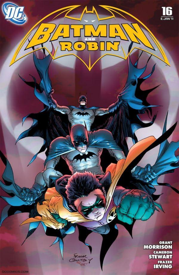 Batman and Robin (2009-2011) #16