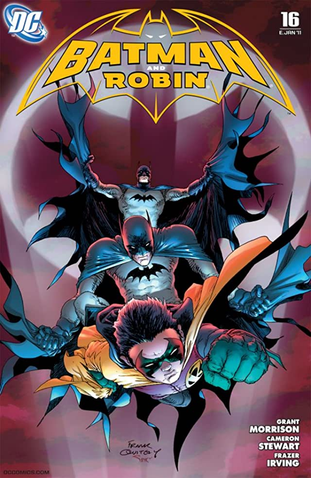 Batman and Robin (2009-2011) #16