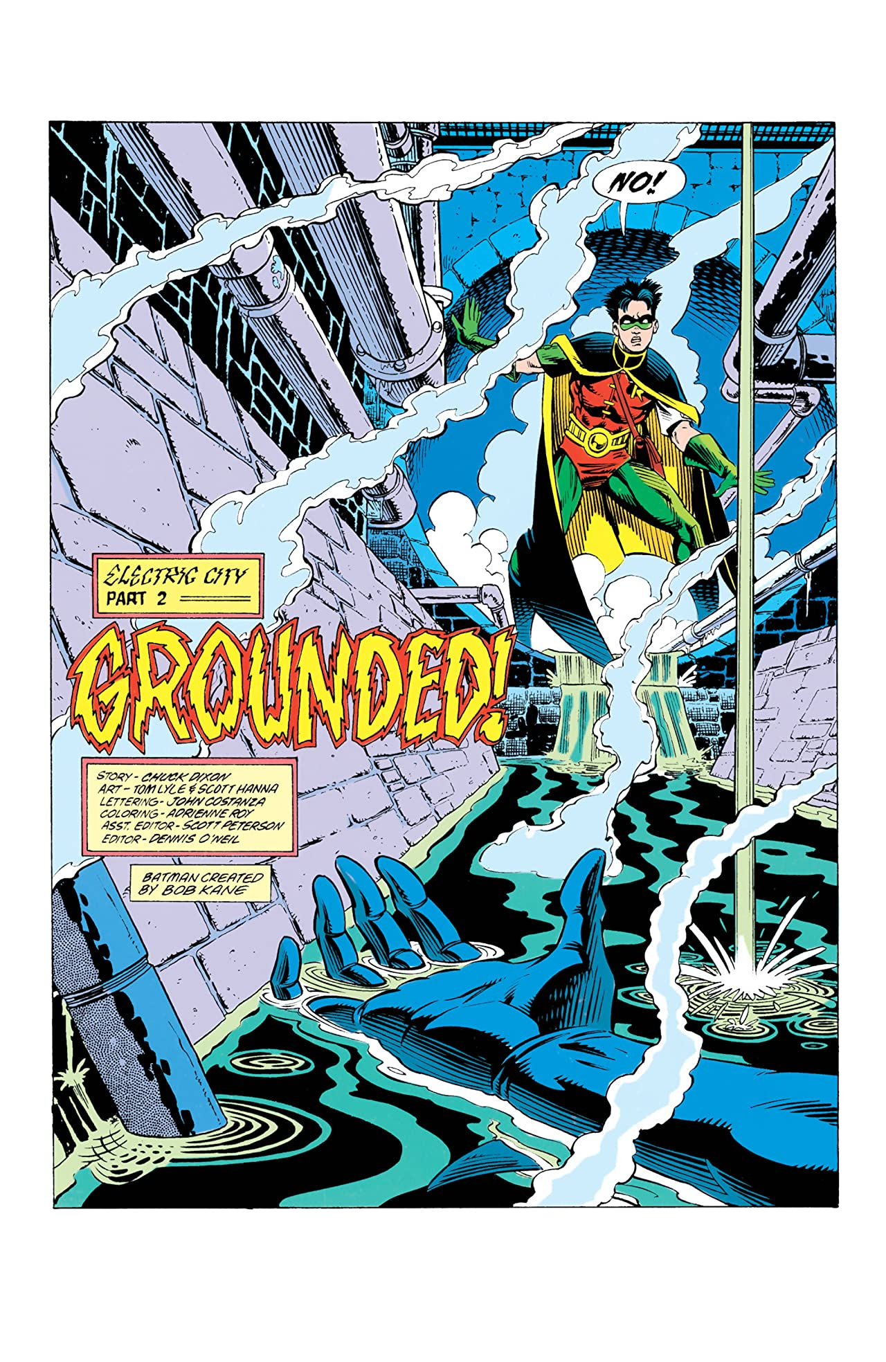 Detective Comics (1937-2011) #645