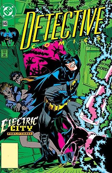Detective Comics (1937-2011) #646