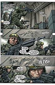 FCBD 2014 Armor Hunters Special