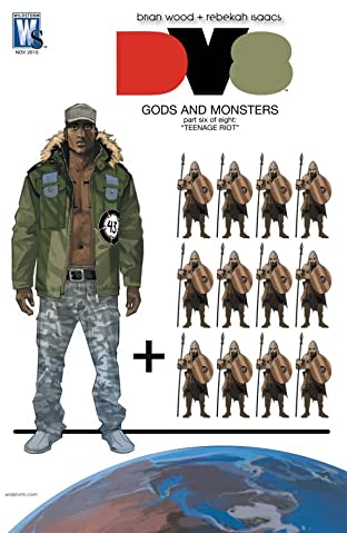 DV8: Gods and Monsters #6 (of 8)