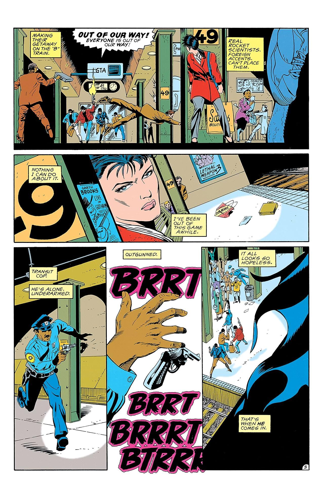 Detective Comics (1937-2011) #652