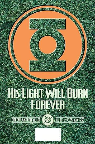 Green Lantern (1990-2004) #81