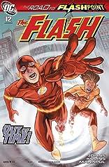 The Flash (2010-2011) #12