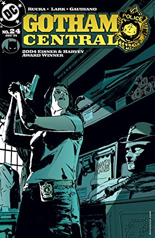 Gotham Central #24