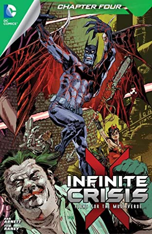 Infinite Crisis: Fight for the Multiverse (2014-2015) No.4