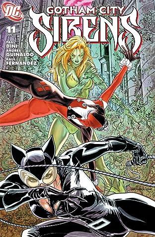 Gotham City Sirens #11