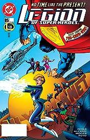 Legion of Super-Heroes (1989-2000) #85