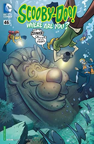 Scooby-Doo, Where Are You? (2010-) No.46