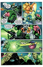 Green Lantern: Emerald Warriors #8