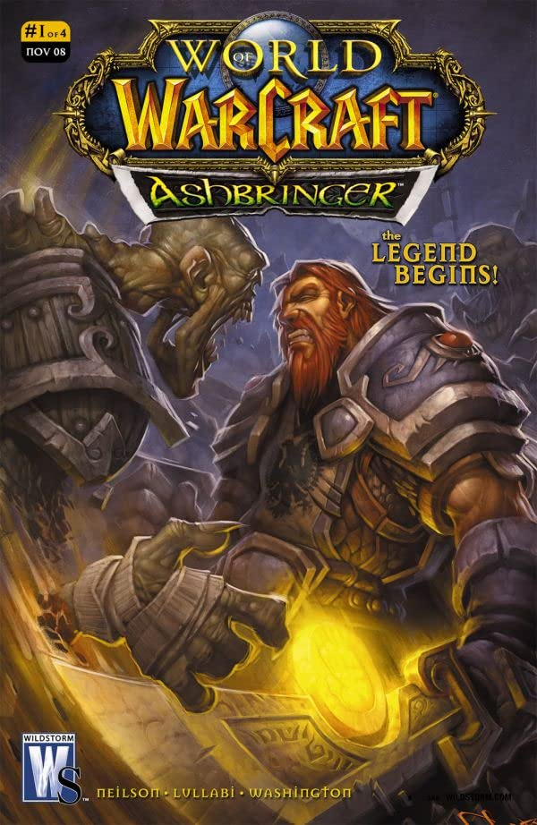 World of Warcraft: Ashbringer #1 (of 4)