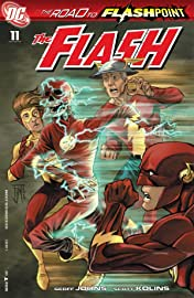 The Flash (2010-2011) #11