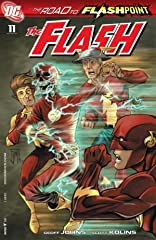 The Flash (2010-2011) #11