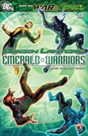 Green Lantern: Emerald Warriors #9