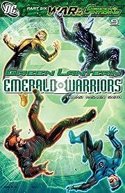 Green Lantern: Emerald Warriors #9