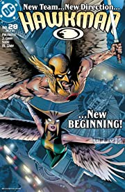 Hawkman (2002-2006) No.28