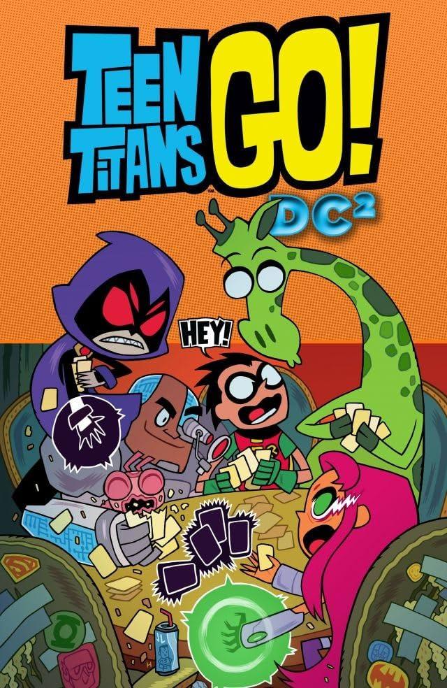 Teen Titans Go! (2013-) #8