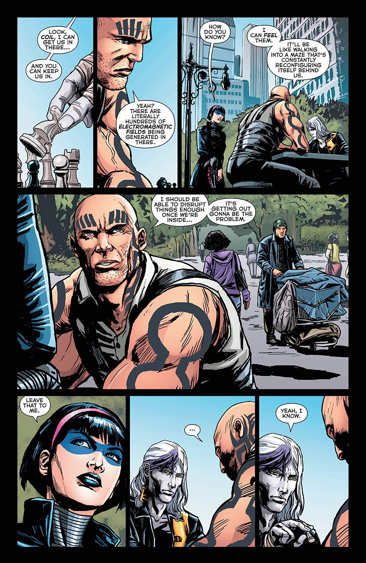 The New 52: Futures End #6