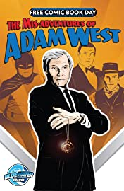 FCBD 2011 Misadventures of Adam West #1