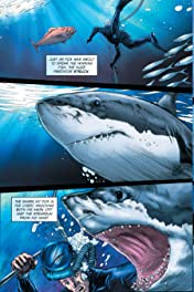 FCBD 2011 Deadliest Sharks & Prehistoric Predators