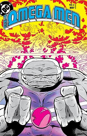 The Omega Men (1983-1986) #2