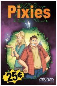 Arcana Studio Presents 2011 FCBD Ed: Pixies