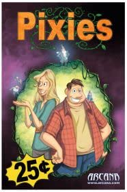Arcana Studio Presents 2011 FCBD Ed: Pixies
