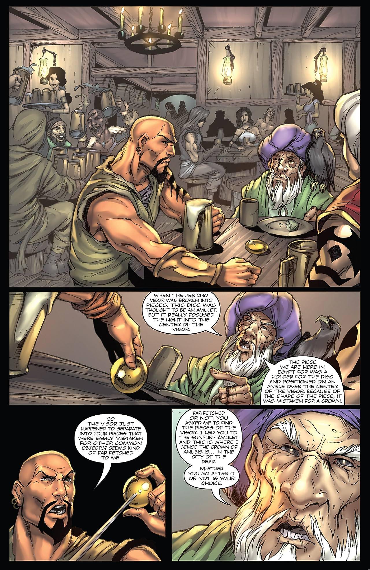 1001 Arabian Nights: The Adventures of Sinbad #8