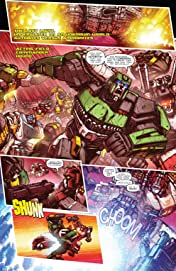 Transformers: Dark Cybertron Vol. 2