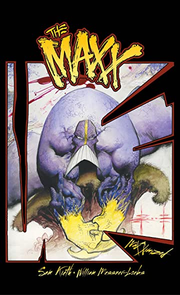 The Maxx: Maxximized Vol. 1
