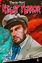 Vincent Price: Night Terror #2