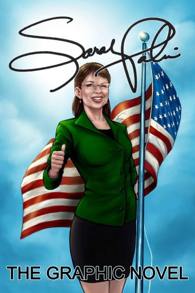 Female Force: Sarah Palin: The Graphic Novel