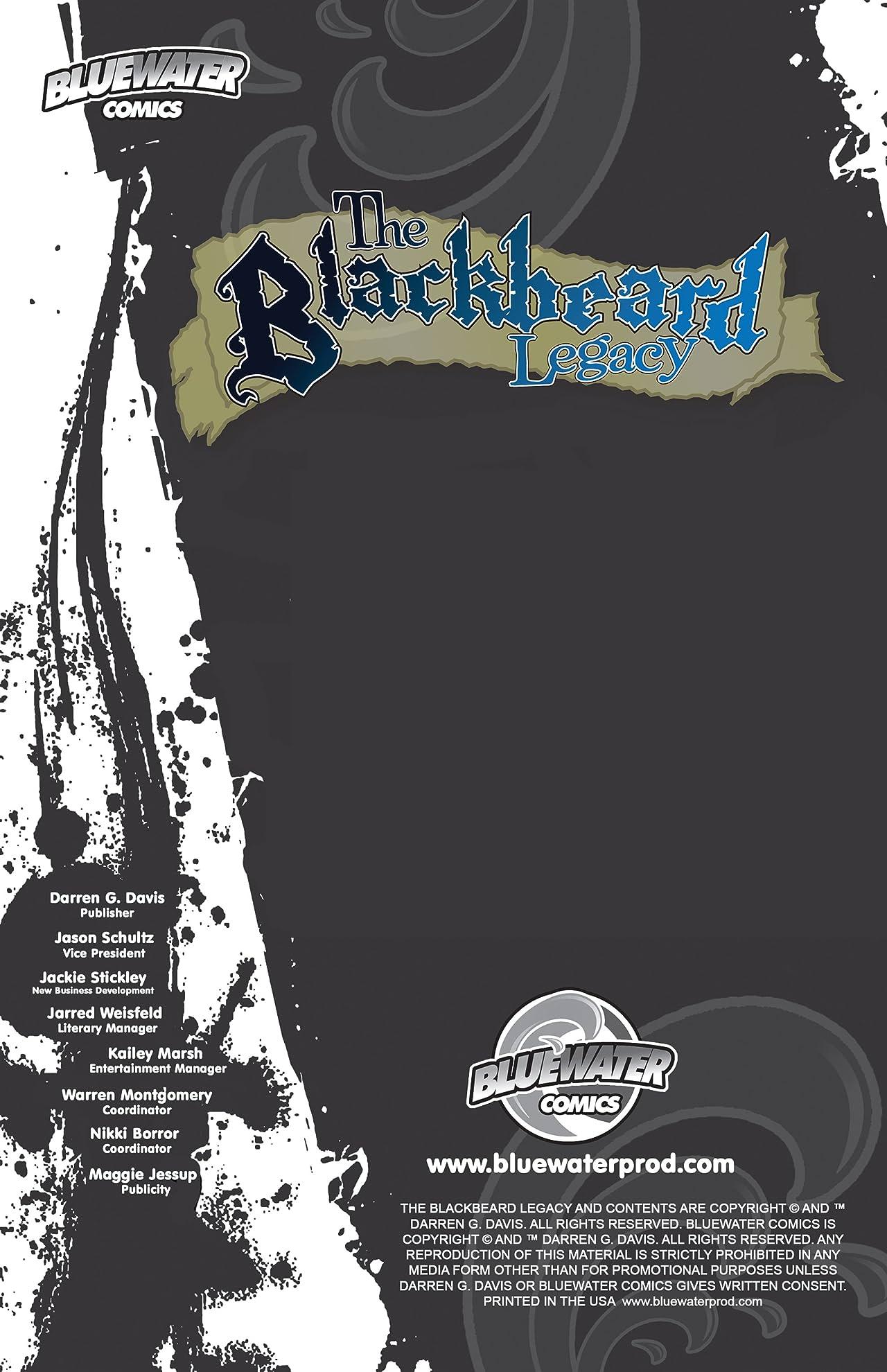 The Blackbeard Legacy: Omnibus